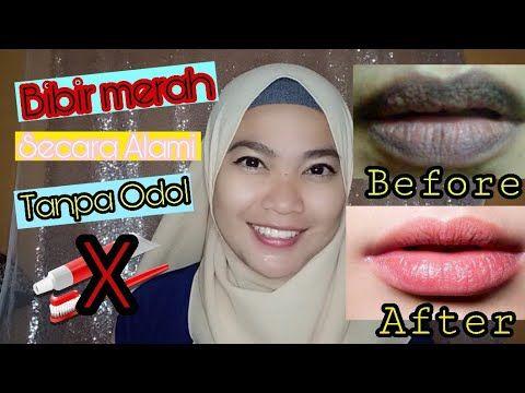 Cara Membuat Bibir Merah Alami Tanpa Odol Tips Membuat Bibir Merah Youtube Perawatan Bibir Bibir Masker Wajah Buatan Rumah