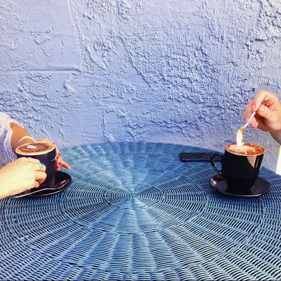 Coffee dates on the Central Coast