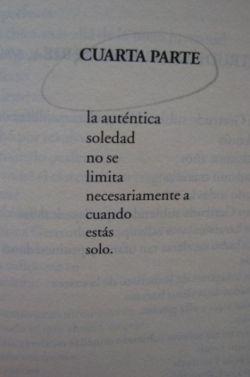 Soledad...
