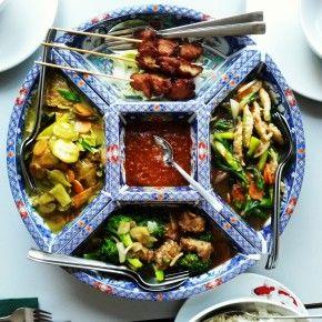 VEGEFARM RESTAURANT BREMEN VEGAN FOOD SELECTION