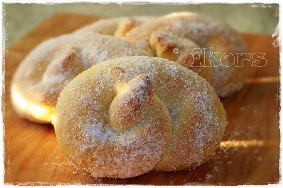 Zuckerbrezeln | Kochen....meine Leidenschaft | Bloglovin'