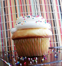 how to take your cake mix to the next level and make it bakery style // upgrade your Cake mix