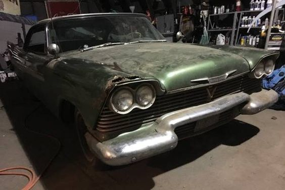 Christine's Brother: 1958 Plymouth Belvedere - http://barnfinds.com/christines-brother-1958-plymouth-belvedere/