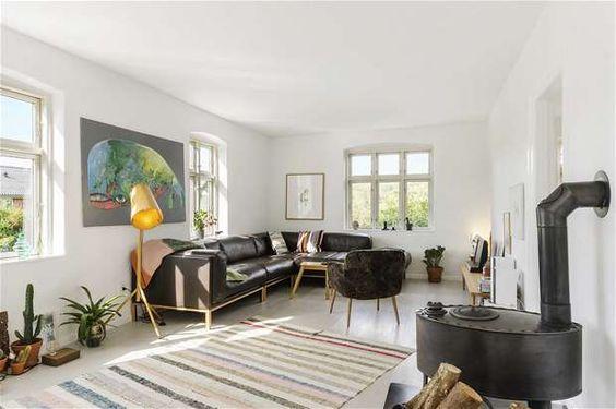 beautiful danish home http://www.scandinavianlovesong.com/