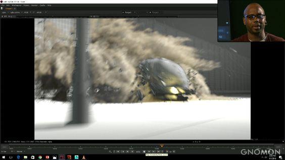 Destruction and Simulation: FX Workshop with Wayne Hollingsworth