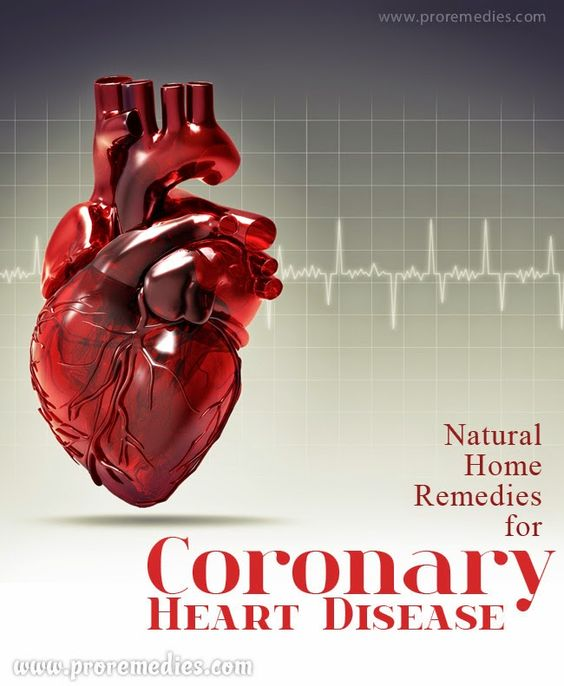 Natural Home Remedies for Coronary Heart Disease