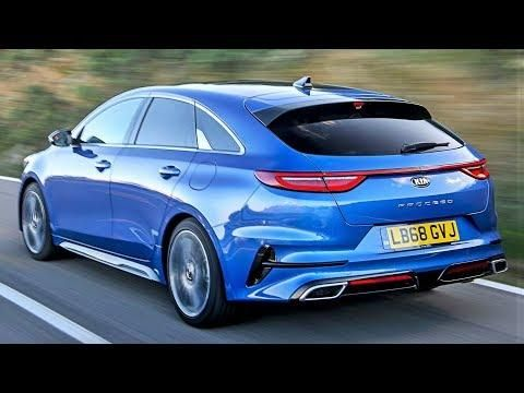 2019 Kia Proceed Gt Line S Shooting Brake That Combines Sleek Style And Versatility Kia Shooting Brake Dual Clutch Transmission