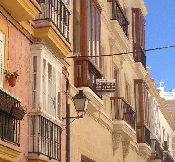 Cádiz y sus casa