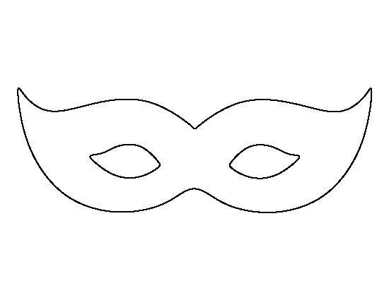 mardis gras mask pattern use the printable outline for crafts creating stencils scrapbooking. Black Bedroom Furniture Sets. Home Design Ideas