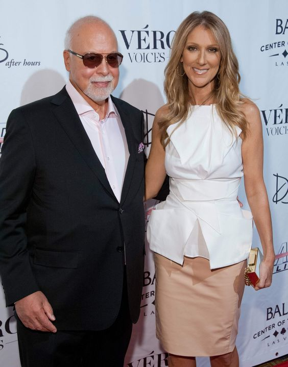 PHOTOS Céline Dion lors d'événement voix Veronic Bally s in Las Vegas - News People