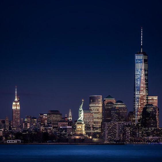 Landmarks of New York @dantvusa