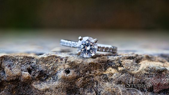 Engagement Ring    © 2013 Uncorked Studios, LLC - Philadelphia Pennsylvania Wedding Photographer