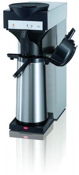 Melitta 170 MT Gastro Filter Kaffeemaschine 170MT mit Kanne 2,2l ►Kaffeemaschinen █) und mehr✔ Der Preis ist ♨heiß✔ bei coffeefair✔Kaffeemaschinen ✔ Melitta