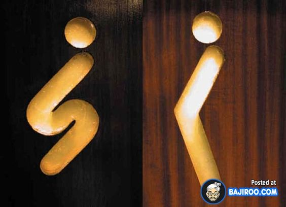 23 Funny Toilet Signs You Never Noticed