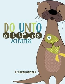 Otter Back To School And Back To On Pinterest