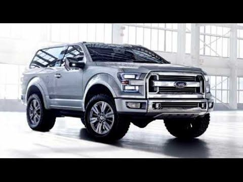 2017 Ford Bronco Fords Latest F Series Addition Auto News World