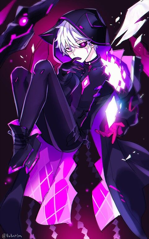 Pin By Amber Salibio On Love Add Cute Anime Character Anime Characters Elsword