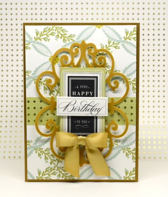 Hello friends. Today I am sharing some fabulous cards from Anna's October HSN show.     These cards feature the flocking sheets. This tech...