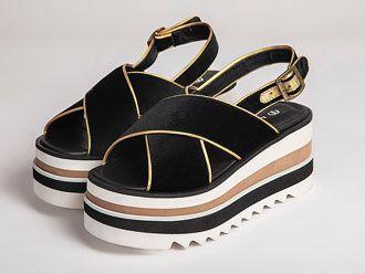 44 Platform Summer Sandals To Copy Now shoes womenshoes footwear shoestrends