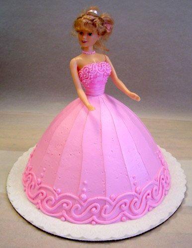 How To Make Princess Dress Cake