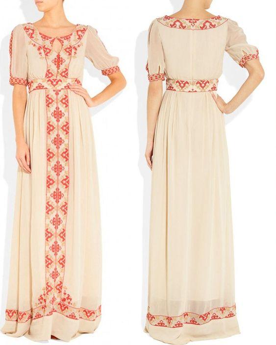 Kate Middleton's Singapore 2012 tour dresses. Temperly London - Mirror Online