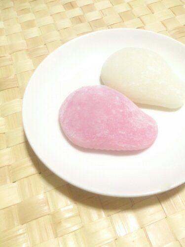 SU-A-MA  Japanese Sweet Ricecake