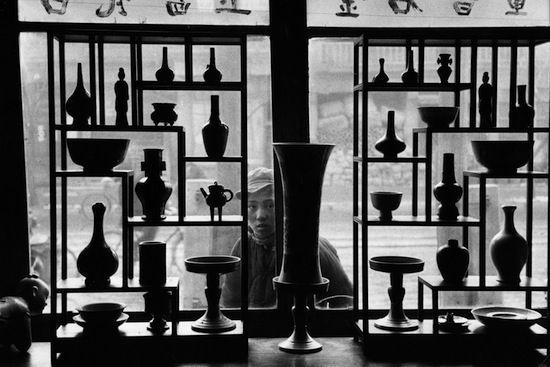 Les belles photographies de Marc Riboud regroupées dans le coffret « Into the Orient »   Actuphoto