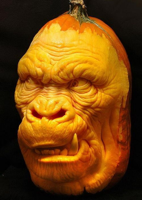Pumpkin carvings carving and food on pinterest