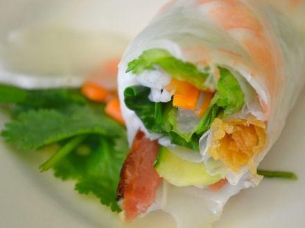 Spring rolls - YUM