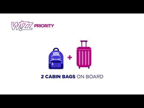 Very Useful Information And Video Here Wizzair Budapestairport Budapest Airport Baggage Cabin Bag