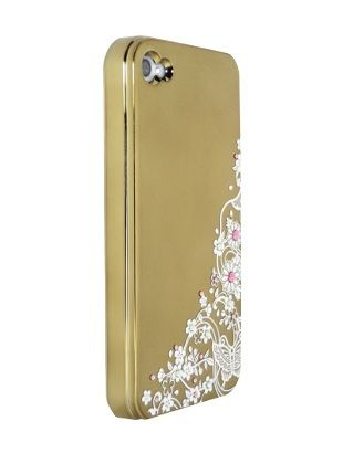 Gold Japanese Style Pattern for iPhone4/4S