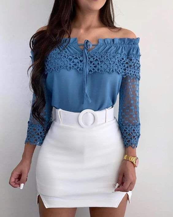 33 Tunics Blouses To Update You Wardrobe Today outfit fashion casualoutfit fashiontrends