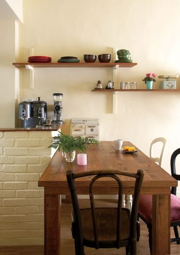 【小家很有愛】Case Study:灑滿陽光的24坪小公寓 @ 綠‧建築家 :: searchouse.net