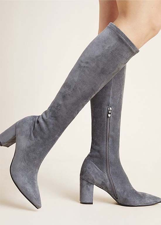 25 Best Knee High Boots For Women This