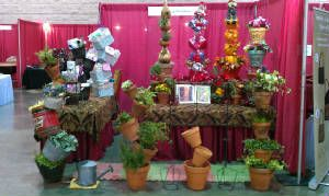 Plant stands, Create your own and The amazing on Pinterest on Amazing Plant Stand Ideas  id=29050