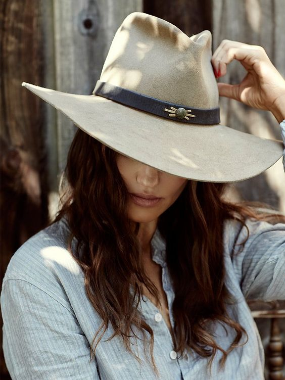 Midnight Rider Exclusive Hat, Sam Roberts for Free People