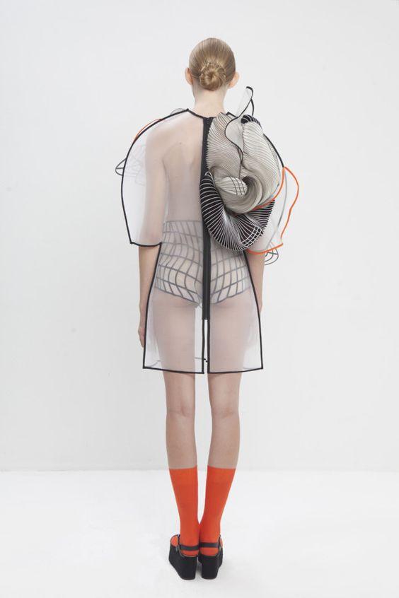 Noa graduate collection21 volume, sculptural, fashion, silhouette, art, fashion design, textiles