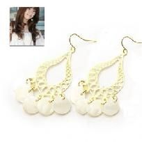 Goldtone Earrings  Free Shipping