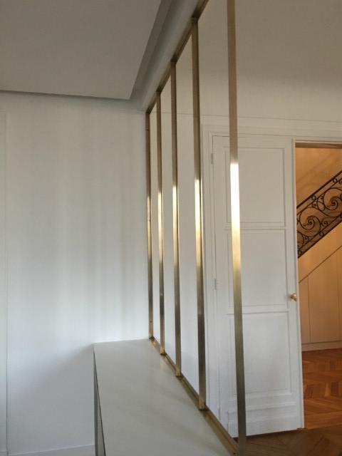 Verriere En Laiton Verriere D Interieur Atelier Akr French Design Ghislain Antiques Verrieres Interieure Cloison Vitree Maison Bordeaux