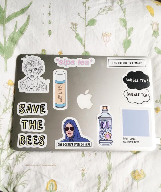 The future is female sticker stickers laptopstickers laptopsticker cutelaptopstickers collegestickers