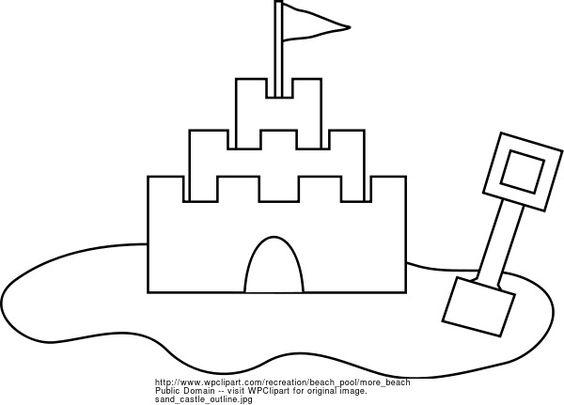 Beach sand castles, Beach pool and Art images on Pinterest