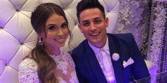 FOTOS Rosmeri Marval y Aran de las Casas se casaron por civil este sábado Más información en http://bit.ly/2dLdbRM