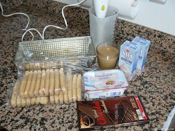 Semifrio de chocolate