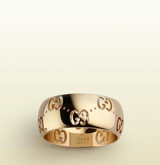 18 ky gold gucci men39s ring thing 4 my king pinterest With gucci wedding ring men