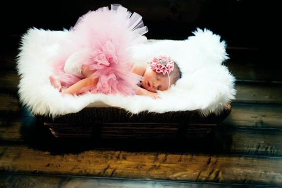 My little kynlee 4 days old