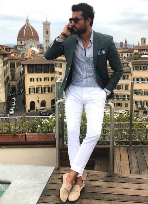 Simple But Elegant Men Outfit Ideas For Any Event 27