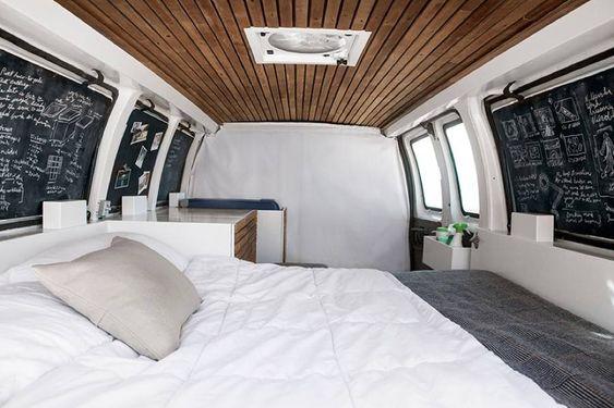 Turning an Old Chevy Cargo Van into a Nomadic Filmmaking Studio – Fubiz Media