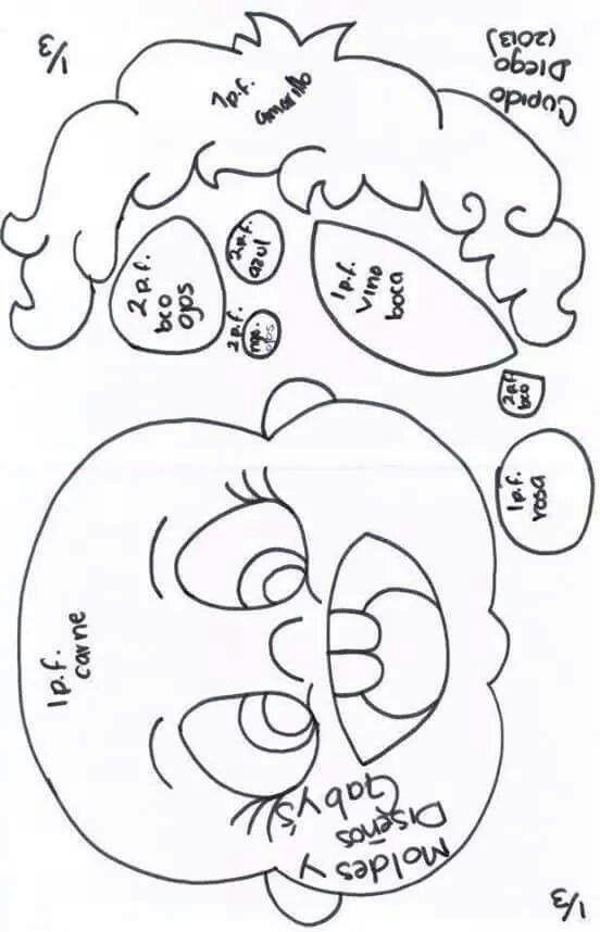 cupido Molde