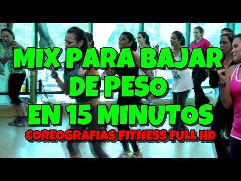 Videos de ejercicios para bajar de peso zumba dance