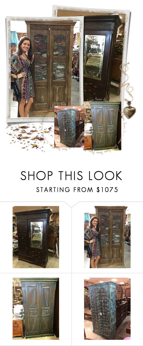 Indian Antique Wardrobe by baydeals on Polyvore featuring interior, interiors, interior design, home, home decor, interior decorating, cabinet, wardrobe and armoire  http://stores.ebay.com/mogulgallery/Armoires-/_i.html?_fsub=1109606019&_sid=3781319&_trksid=p4634.c0.m322
